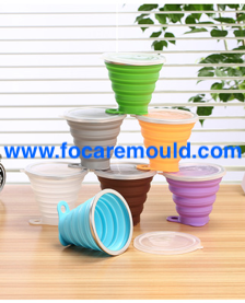High quality Two-color collapsible water cup plastic injection mold Quotes,China Two-color collapsible water cup plastic injection mold Factory,Two-color collapsible water cup plastic injection mold Purchasing