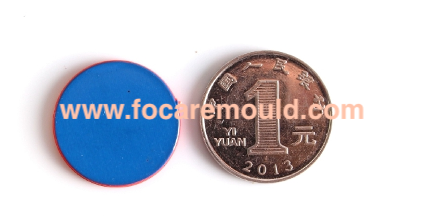 High quality Two-color plastic coin injection mold Quotes,China Two-color plastic coin injection mold Factory,Two-color plastic coin injection mold Purchasing