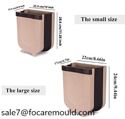 High quality Two-color foldable trash can plastic injection mold Quotes,China Two-color foldable trash can plastic injection mold Factory,Two-color foldable trash can plastic injection mold Purchasing