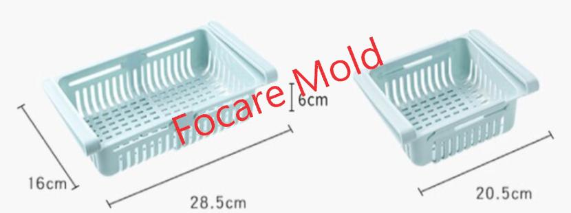 High quality Slide fridge storage rack plastic injection mold Quotes,China Slide fridge storage rack plastic injection mold Factory,Slide fridge storage rack plastic injection mold Purchasing
