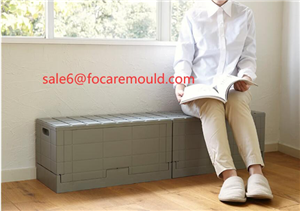 Two-in-one storage box chair