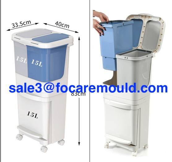 High quality Sorting trash bin plastic injection mold Quotes,China Sorting trash bin plastic injection mold Factory,Sorting trash bin plastic injection mold Purchasing