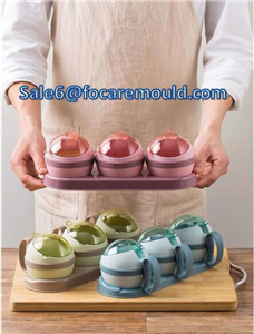 Kitchen seasoning jar plastic injection mold