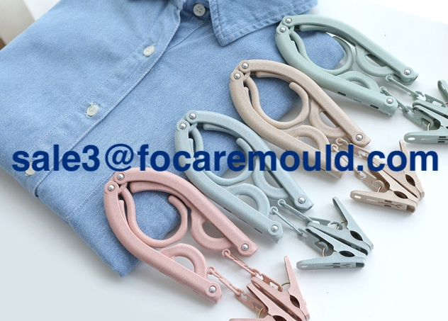 High quality Foldable travel hanger plastic injection mold Quotes,China Foldable travel hanger plastic injection mold Factory,Foldable travel hanger plastic injection mold Purchasing