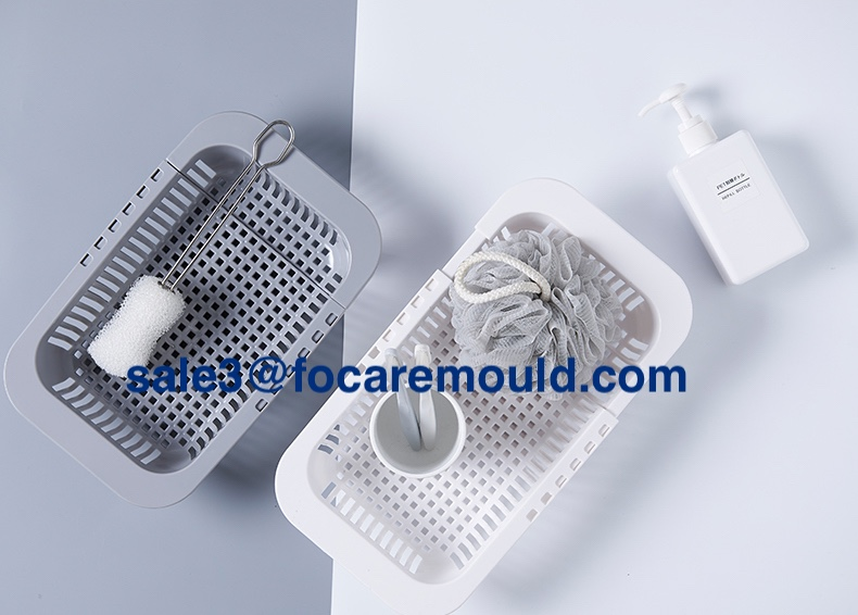High quality Adjustable retractable drain basket plastic injection mold Quotes,China Adjustable retractable drain basket plastic injection mold Factory,Adjustable retractable drain basket plastic injection mold Purchasing