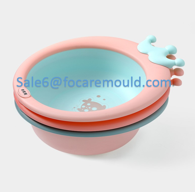 High quality Two-color foldable baby washbasin plastic injection mould Quotes,China Two-color foldable baby washbasin plastic injection mould Factory,Two-color foldable baby washbasin plastic injection mould Purchasing