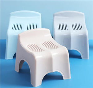 Children's stool plastic injection mould