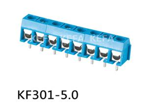 Screw terminal block