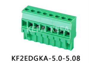 6 pin terminal block connector