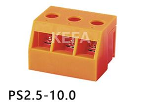 Power panel transformer terminal blocks