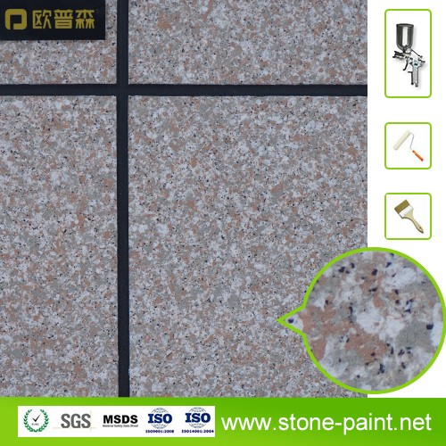 Acrylic Emulsion Granite Paint Manufacturers, Acrylic Emulsion Granite Paint Factory, Supply Acrylic Emulsion Granite Paint