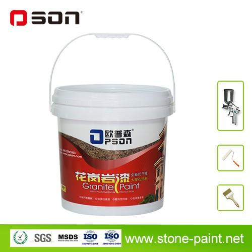 Environmental Friendly Granite Paint Manufacturers, Environmental Friendly Granite Paint Factory, Supply Environmental Friendly Granite Paint