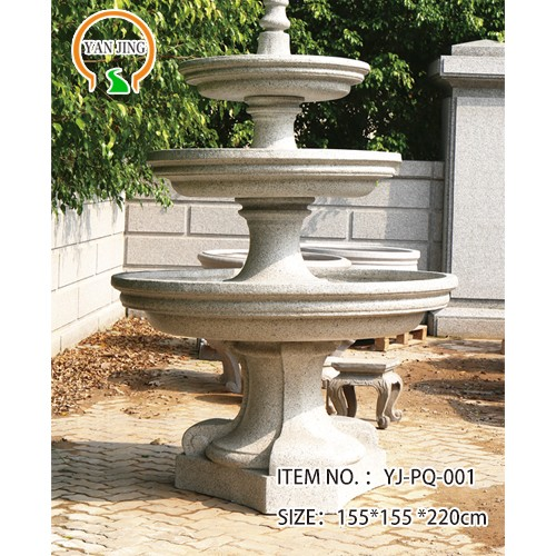 Artificial Granite Outdoor Water Fountains Manufacturers, Artificial Granite Outdoor Water Fountains Factory, Supply Artificial Granite Outdoor Water Fountains