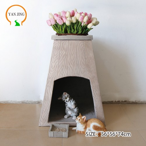 Artificial Granite Pet House