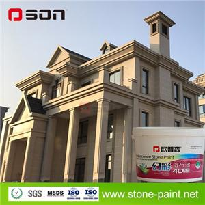 Odorless Spray Liquid Granite Paint
