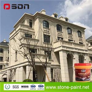 Exterior Granite Paint