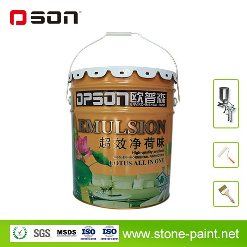 Interior Wall Emulsion Paint Manufacturers, Interior Wall Emulsion Paint Factory, Supply Interior Wall Emulsion Paint