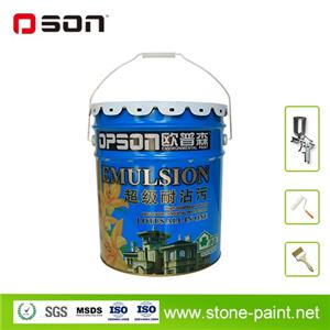 Waterborne Anti-bacterial Emulsion Paint
