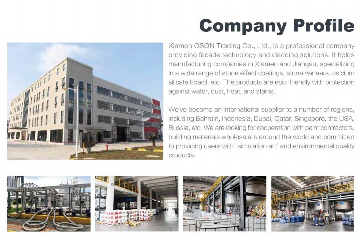 Xiamen Oson Trading Co., Ltd.