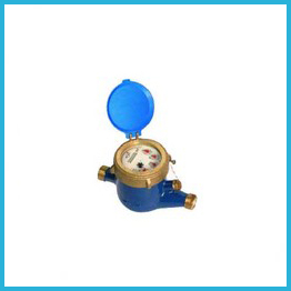 Spiral-connected,multi-jet wet water meter Multi-spray wet water meter wholesale price