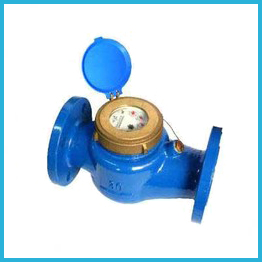 Multi-jet Wet Type Water Meters-Flange Connection