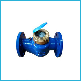 Multi-jet Dry Type Flange Connection Water Meter