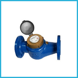 Multi-jet Dry Type Water Meter Plastic Body