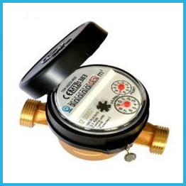 Single Jet Superdry High Sensitivity Water Meter MID