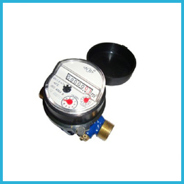 8 roller brass Single-jet Super Dry Cold Water Meter