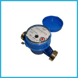 Single-jet Super Dry Cold Water Meter.