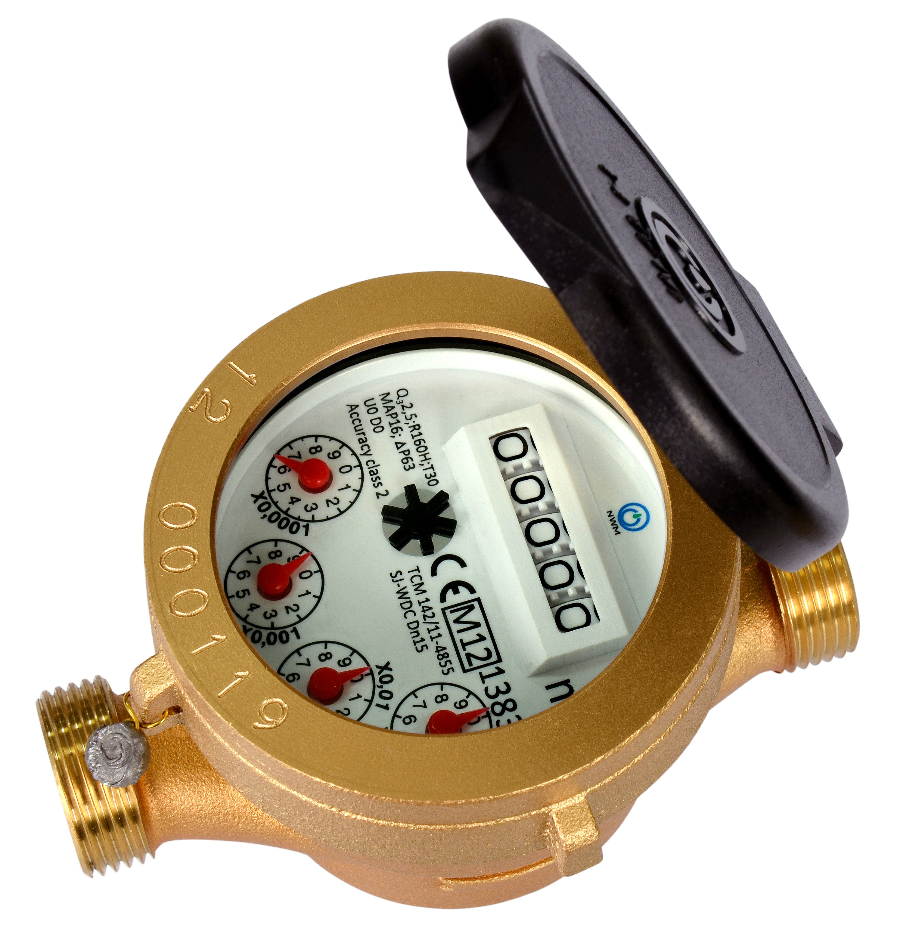 Single spray wet water meter,Brass Water Meter Suppliers