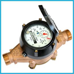 AWWA Volumetric Piston Water Meter