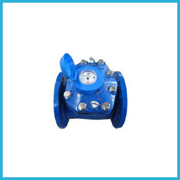 Removable Element Woltman Flow Water Meters