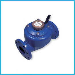 Vertical Woltman Water Meters Irrigation