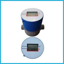 No Mooving Parts Oscillating Meter