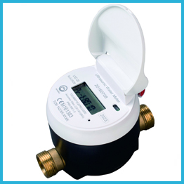 Domestic Size Ultrasonic Water Meter