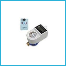Ningbo Pre-payment Wate Meter Contact-type
