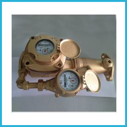 High Quality Compound Meter AWWA Standard