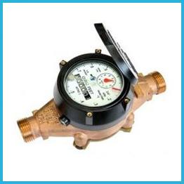 Multi Jet Type AWWA Standard Water Meter