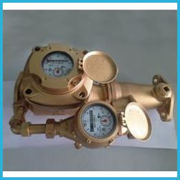Compound Meter AWWA Standard