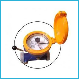 Manual Batch Control Water Meter Manufactuer