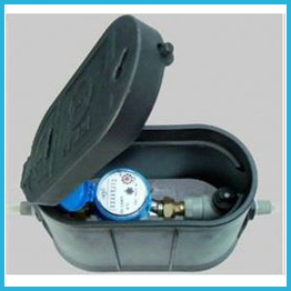 Plastic Meter Box