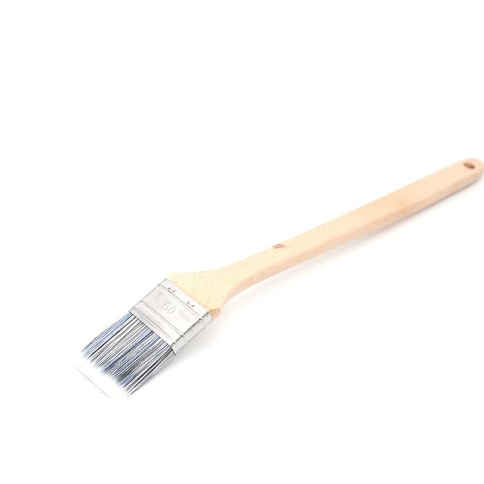 PET Filament Radiator Wooden Handle Brush