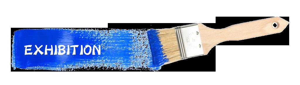 China mixture bristle paint brush