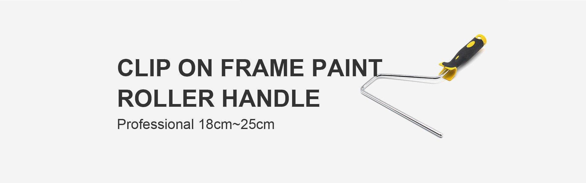 Paint Roller Handle Frame