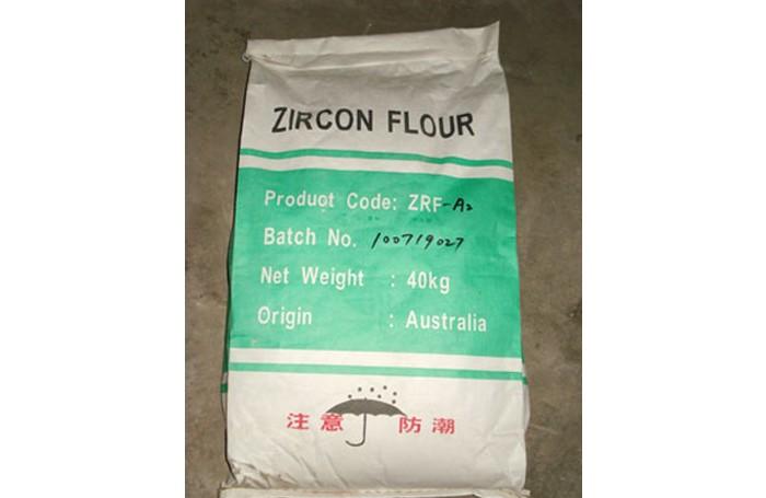 Quality Zircon Flour