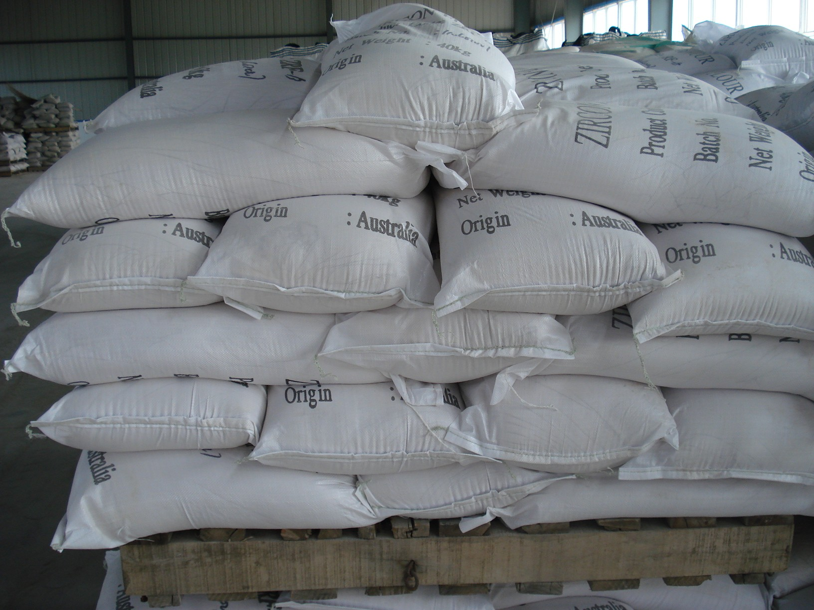 Various Mineral Sand Supplier