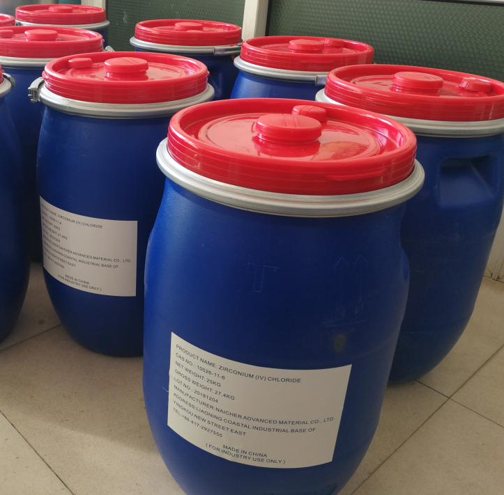 Quality Zirconium Tetrachloride
