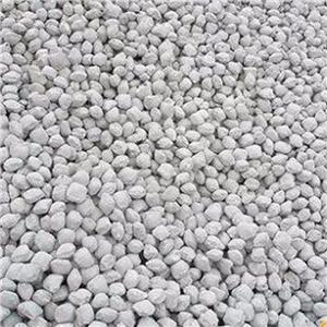 Caustic calcined magnesite