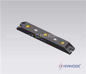 2X2CL Type High Voltage Rectifier Half-phase Bridges